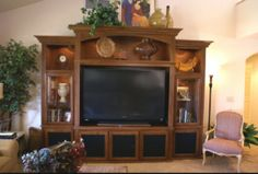 Built in entertainment centers and custom wall units in Las Vegas ...