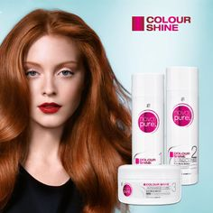 Σετ Μαλλιών Color Shine LR Natural Redhead, Go Red, Ginger Hair, Hair Pictures, Shinee, Red Hair, Redheads, Hair Inspiration, Compliments