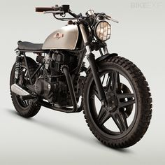 1981 Honda CB400 Custom by Classified Moto | Gear X Head