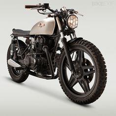Honda CB400T by Classified Moto