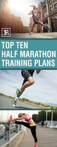 Whether you're only just beginning to run or find yourself frequently crossing the finish line, all runners know that the key to running a marathon safely and to the best of their ability is to train properly beforehand. We have researched and dissected the best, and most straightforward, half-marathon training plans and narrowed them down to a 'Top 10' – so that you don't have to.