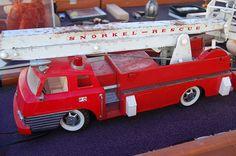 vintage #fire #truck