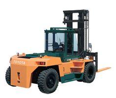 Petrol Forklift: TOYOTA 4FD (15 - 24 TON)