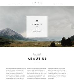 This single page Joomla template offers a a minimal design, a responsive layout, 404, blog, and offline pages, a wedding theme, an Ajax contact form, a portfolio with project gallery, smooth scrolling, a featured articles/latest news module, and more.