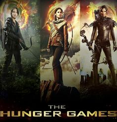 Katniss' outfits
