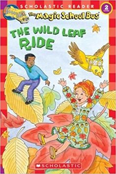 Image result for magic school bus wild leaf ride