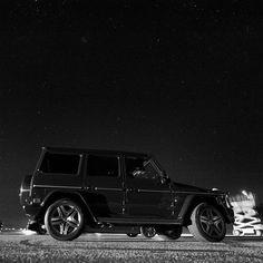Starry Night #AMGPressDrive #BestofAMG #G63 #AMG
