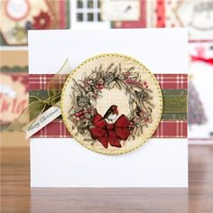 Craftwork Cards Christmas Cheer Collection (374431) | Create and Craft Christmas Mix, Christmas Makes, Christmas Toys, Christmas Birthday, Handmade Christmas, Christmas Wreaths, Christmas 2016, Christmas Ideas, Christmas Inspiration