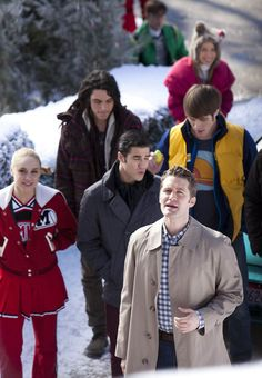 "Will and the New Directions in Glee Season 4, Episode 15: ""Girls (and Boys) on Film"""