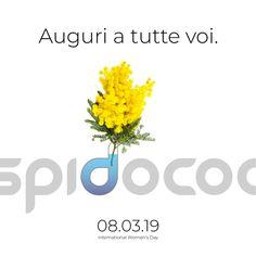 #spidocook #womensday #ottomarzo #8marzo #8march🌷 8th Of March, Company Logo, Logos, Logo