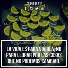 Así que a disfrutar la vida.!   ____________________ #teamcorridosvip #corridosvip #corridosybanda #corridos #quotes #regionalmexicano #frasesvip #promotion #promo #corridosgram