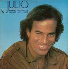 Julio Iglesias   Julio  CBS 10038  Vinyl LP by SkandiRetroMusic
