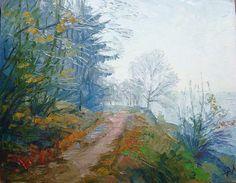 Nikita Manokhin. Impressionist artist.