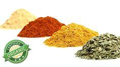 Organic Goldenseal Leaf Powder 100% Fresh 1 oz. Bag
