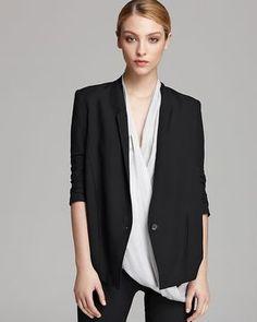 0d2b7990c94 Helmut Lang HELMUT Blazer - Slouchy Suiting - ShopStyle