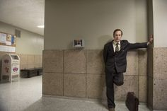 Better Call Saul (2015 - ?) **** - this giant looser is really fun to watch, and the all tv show as well written as was Breaking Bad, hopefully it lasts enough time to reconect the two timelines.