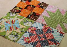 twin fibers: Farmer's Wife Quilt - blocks and sashing options