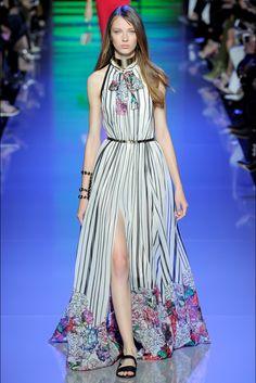 Sfilata Elie Saab Parigi - Collezioni Primavera Estate 2016 - Vogue