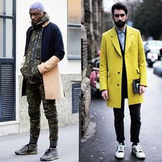 Bright spots of winter self-expression... 👀  Tag your friends and 👉@RealManSpirit  #style #fashion #styles #mensstyleguide #mensstyles #menstyle #mensfashion #menswear #menwithclass #menwithstreetstyle #gentleman #highfashion #mensfashionreview #mensstyle #menstyle #highfashionmen #styleblogger #outfit #man #boy #sophisticated #artistic #nice #elegant #highfashion #gentleman #look #personalstyle