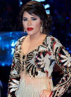 Ahlam in Arab Idol Season 2 on May 4, 2013