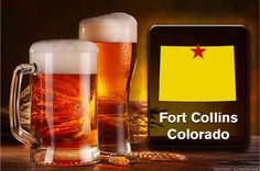 10 Best Vacation Cities for Beer Lovers  OF COURSE Fort Collins is on the list!