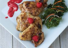 These gluten-free recipes pair simply grilled chicken, pork, beef and salmon with quick and tasty sauces made from summer fruits and vegetables.