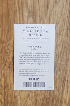 Don't get overwhelmed choosing paint colors! Joanna Gaines' most popular Magnolia paints matched to the brand new Behr 2020 paint colors. Magnolia Paint Colors, Magnolia Homes Paint, Top Paint Colors, Behr Colors, Matching Paint Colors, Paint Colors For Home, Farmhouse Paint Colors, Pantry Makeover, Paint Line
