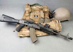 AK47 w/ Aimpoint