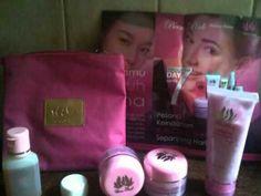 Cream Been Pink Beauty Series || Paket Acne Dan Paket Normal Original