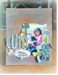 So Cute--*new* Crate Paper by Suzy West @2peasinabucket
