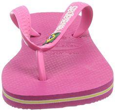 Havaianas Brasil Logo Hot Pink Womens New Beach Flip Flops-37: Amazon.de: Schuhe & Handtaschen Beach Flip Flops, Summer Beach, Hot Pink, Logo, Sandals, Amazon, Shoes, Fashion, Handbags