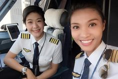 In a relatively male-dominated field, female pilots are hard to find, not just in Vietnam but across the globe; according to the BBC, only 3% of commercial airline pilots worldwide are women.