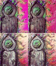 Il nuovo Art Journal prende forma! Ancora un po' di pazienza e lo vedrete completo ci siamo quasiiii ...    #archidee #bepositive #becreative #polymerclay #polymerclaycreations #polymerclayart #polymerclayartist #fimo #fimocreations #fimoart #cernit #cernitclay #sculpey #sculpeyclay #sculpeyprojects #workinprogress #wip #artjournal #artjournaling #artjournalcover #cover #dragon #dragoneye #fairydoor #flourish #flourishing #artsy #instacreation #instaart