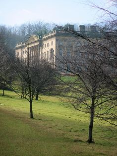 Wentworth Castle, Barnsley, South Yorkshire.