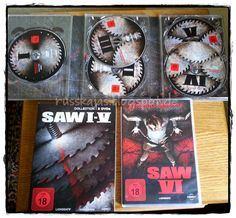 Russkajas Beautyblog: Film Freitag - SAW 1-7
