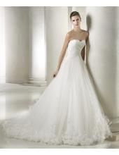 Herz-neck Traumhaftes Schönste Brautkleider 2015
