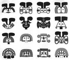 colombian tolima tattoo black - Google-Suche