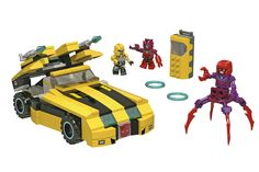 Kre-o Transformers - Robots in Disguise - BumbleBee Demolidor - Hasbro Lego Transformers, Eye Drawing Simple, Nerf, Ri Happy, Hunter S, Toys For Boys, Boy Toys, Toy Store, Legos