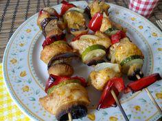 Csirke saslik sütőben sütve! Remek diétás ebéd vagy reggeli recept csirkemellből! Fogyókúrás, IR, Candida, paleo diétázók figyelmébe! RECEPTÉRT KATTINTS >>>