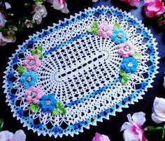 Home Decor Crochet Patterns Part 106 – Beautiful Crochet Patterns and Knitting Patterns – Great DIY Ideas Crochet Fall, Crochet World, Crochet Home, Cute Crochet, Irish Crochet, Beautiful Crochet, Crochet Crafts, Crochet Projects, Crochet Basket Pattern