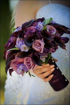 gorgeous flowers aka my future boquet