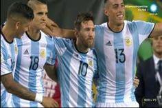 Resumen Argentina vs. Panamá