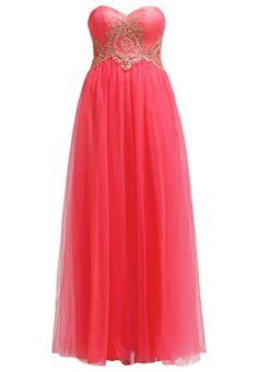 In diesem Kleid ziehst du alle Blicke auf dich. Laona Ballkleid - papaya/gold für 151,95 € (06.06.16) versandkostenfrei bei Zalando bestellen.