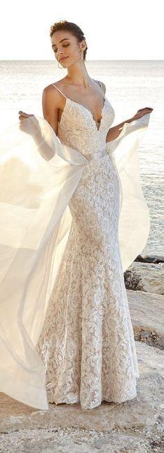 BELLEZA!!! Eddy K Wedding Dress Collection Dreams 2018 #weddinggowns