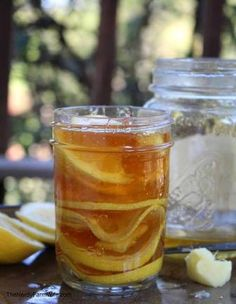 How to Make a Ginger Lemon Honey Tonic Recipe for Colds & Flu. This ginger lemon honey tonic works well in soothing the inflamed tissue, fighting infection, sore throat, cough, lung congestion, chills, etc.