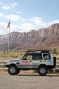land rover discovery expedition - Pesquisa Google