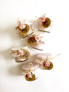 12 Rose Sugar Scrub Body Scrub Baby Shower favors Bridal
