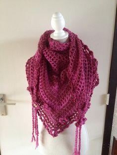 S39 - Road trip scarf