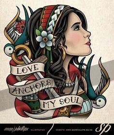 love anchors sam phillips site