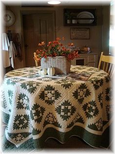 Superb Early LK Sage Green White Hand Quilted Farm Quilt Tiny Pieces | eBay